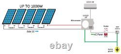 Ymgi 12000 Btu Hybride Solaire Ductless Mini Split Air Conditioner Pompe À Chaleur Hybride