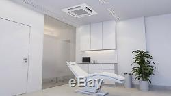 Ymgi 36000 Btu 3 Zone Ductless Climatiseur Split Pompe À Chaleur 21 Seer Nnt