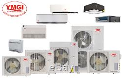 Ymgi 48000 Btu 21 Seer 3 Zone Ductless Mini Climatiseur Split Pompe À Chaleur