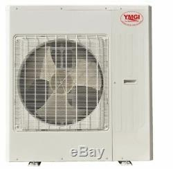 Ymgi 54000 Btu Quatre Zone 21 Seer Ductless Mini Climatiseur Split Pompe À Chaleur