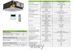 Ymgi 54000 Btu Quatre Zones Sans Conduit Mini Split Pompe À Chaleur 4 Zone