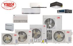 Ymgi Solar Assist 12000 Btu Ductless Mini Split Air Conditioner Pompe À Chaleur Wpanel