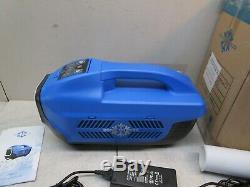 Zéro Breeze Climatiseur Portable! 110v Rv Remorque De Camping-car Ventilateur Ac