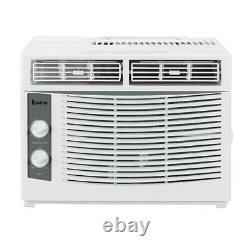 Zokop 5 000 Btu Window Air Conditioner Ac Cooler Unit Dehumidifier Fan Knob 2021
