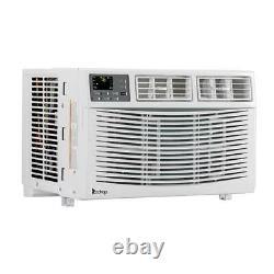 Zokop 8 000 Btu Fenêtre Climatiseur Refroidisseur Déshumidificateur Ventilateur Télécommande